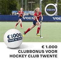 Koop nu een Volvo en sponsor onze club met € 1000,- !